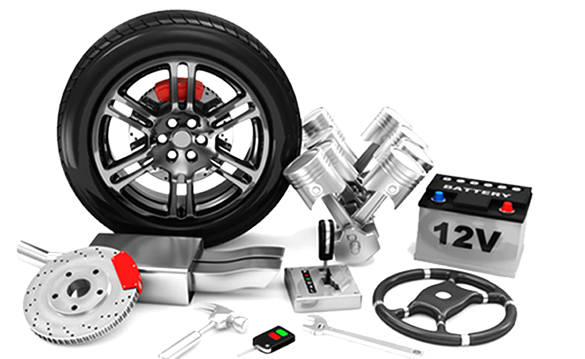 Car Mechanical spare part